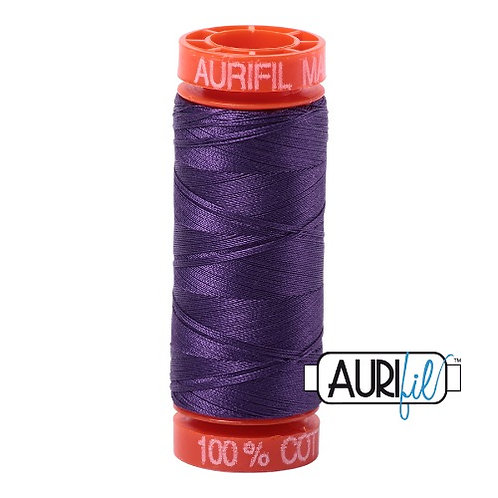 Aurifil 50 200m 4225 Cotton Thread Eggplant