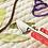 Thumbnail: Clover Mini Iron II Uk Plug - CL8004GB