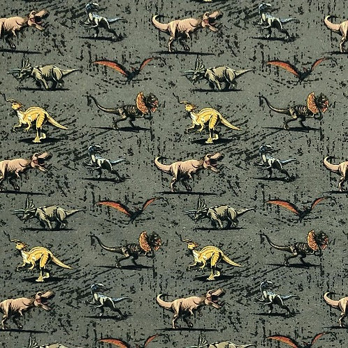 Jurassic Park Fabric