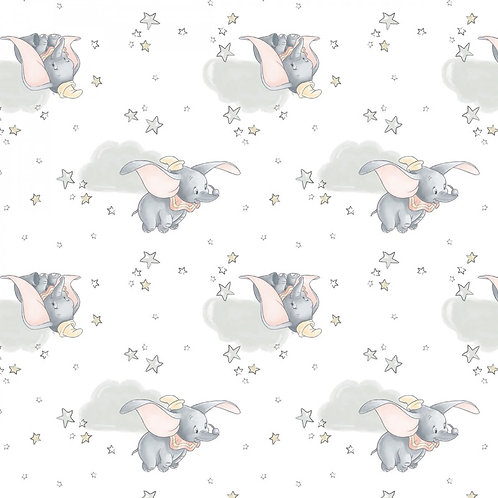 Disney Sentimental Dumbo Fabric