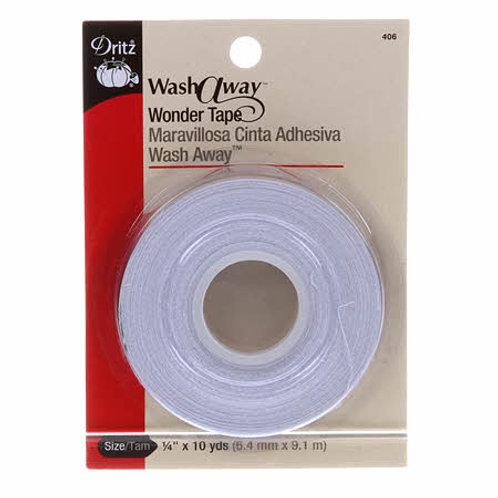 Dritz Wonder tape wash Away Tape