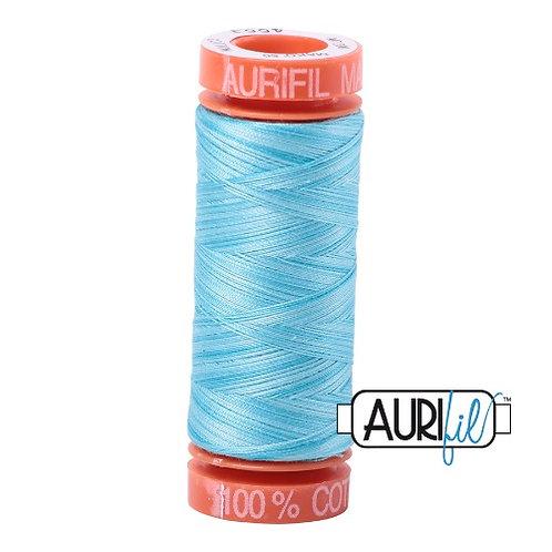 Aurifil 50 200m 4663 Cotton Thread Baby Blue Eyes