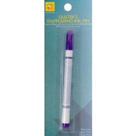 EZ Quilters Fine Air erasable Pen Purple