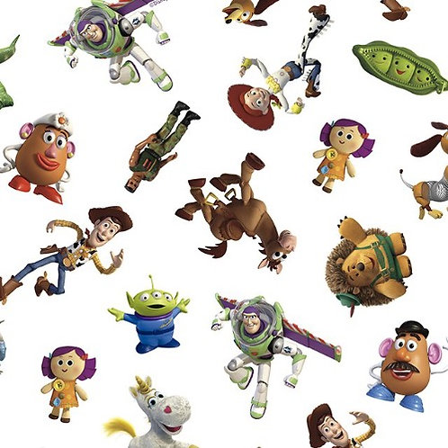 Disney Toy Story Character Fabric