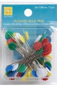 EZ Flower Head Pins