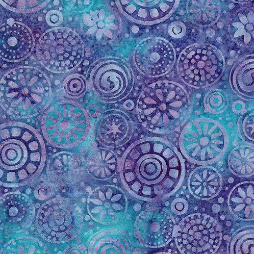 Island Batik Northern Lights Beads  - Wisteria