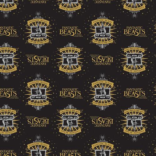 Fantastic Beasts Fabric