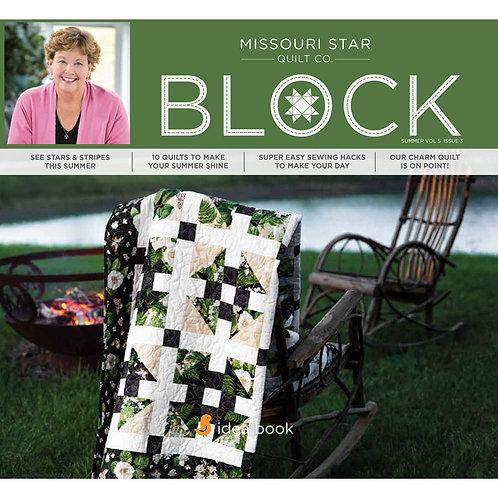 BLOCK Magazine Summer Vol 5 Issue 3