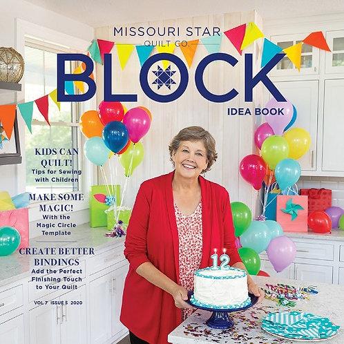 BLOCK Magazine 2020 Vol 7 Issue 5