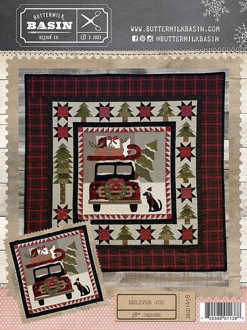 Deliver Joy Quilt Pattern