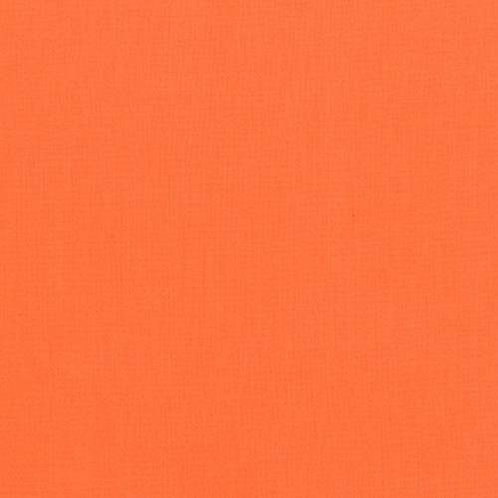 Orangeade 853 - Kona Solids Fabric