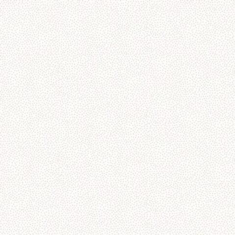 Makower Mini Dot White on White Fabric 302/W1