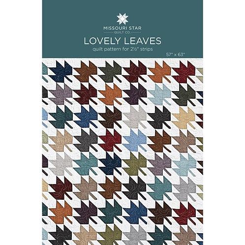 Missouri Star Lovely Leaves Quilt Pattern