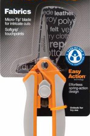 Fiskars Easy Action Micro Tip 5in Scissors