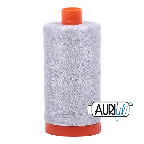 Aurifil 50 1300m 2600 Dove Cotton Thread