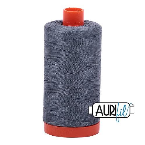 Aurifil 50 1300m 1246 Dark Grey Cotton Thread