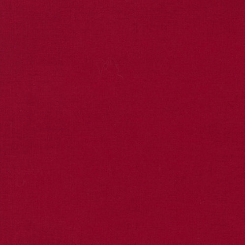 """Kona Solids 108"""" Extra Wide Fabric  - Rich Red"""