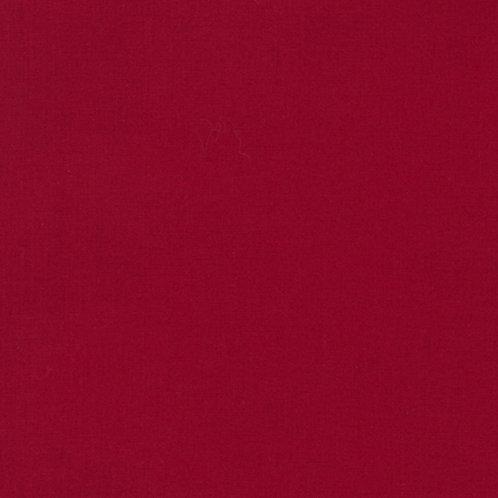 """Robert Kaufman 108"""" Kona Solids - Rich Red"""
