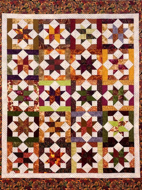 Cozy Quilt Designs Equinox Quilt Pattern