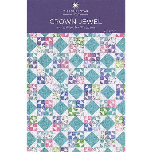 Missouri Star Crown Jewel Quilt Pattern