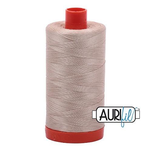 Aurifil 50 1300m 2312 Ermine Cotton Thread