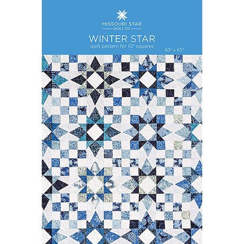 Missouri Star Winter Star Pattern