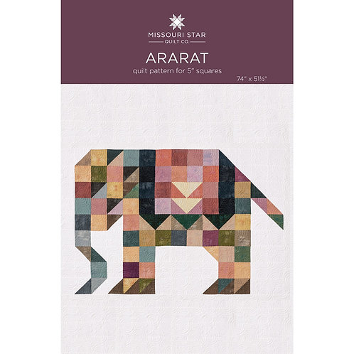 Missouri Star Ararat Pattern