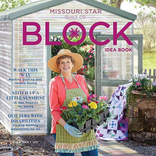BLOCK Magazine 2021 Vol 8 Issue 2