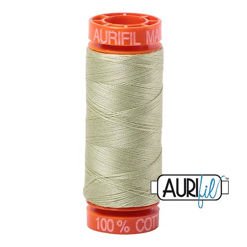 Aurifil 50 200m 2886 Cotton Thread Light Avocado