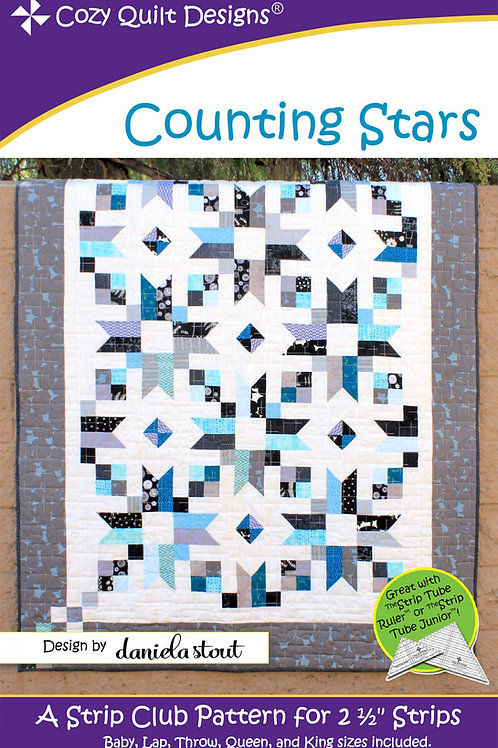 Cozy Quilt Designs Counting Stars Quilt Pattern