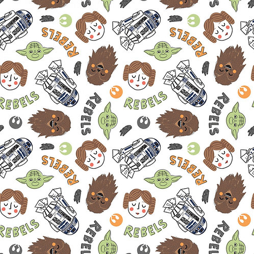 Star Wars Rebels Fabric