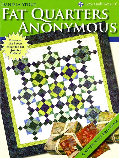 Cozy Quilt Designs Fat Quarters Anonymous Softcover