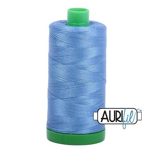 Aurifil 40 1000m 2725 Light Wedgewood Cotton Thread