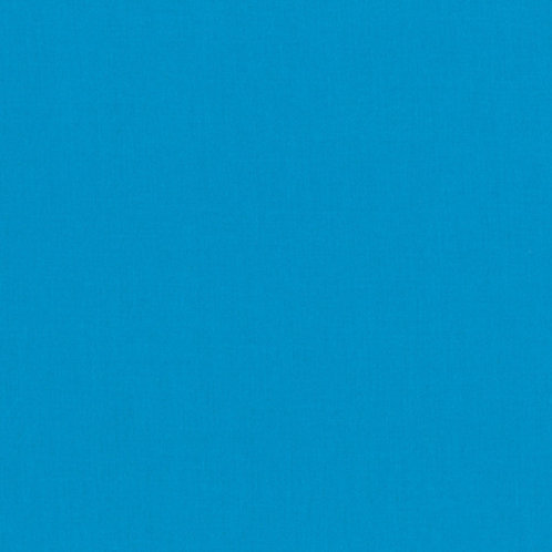"Robert Kaufman 108"" Kona Solids - Turquoise"