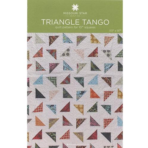 Missouri Star Triangle Tango Quilt Pattern