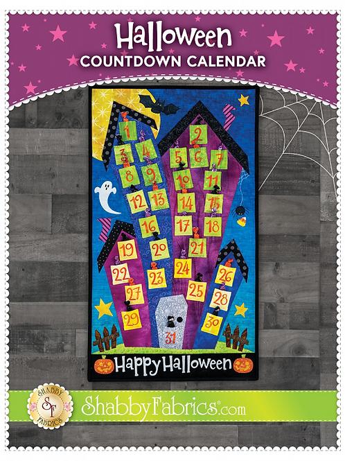 Halloween Countdown Calendar Pattern