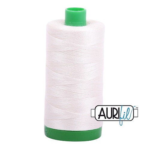 Aurifil 40 1000m 2311 Muslin Cotton Thread