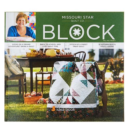 BLOCK Magazine Vol 4 Issue 5 Fall