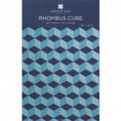 Missouri Star Quilt Company Rhombus cube Pattern