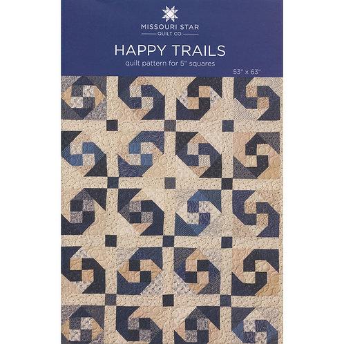 Missouri Star Happy Trails Quilt Pattern