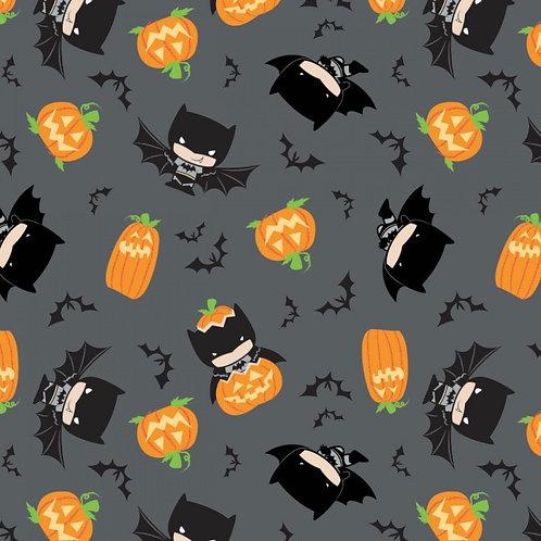 DC Batman Kawaii Halloween Fabric
