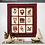 Thumbnail: A Merry Christmas Quilt Pattern