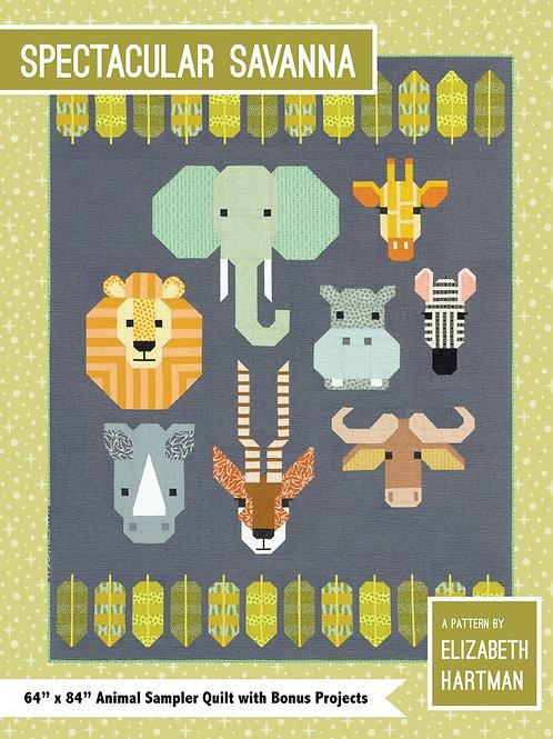 Spectacular Savanna Quilt Pattern