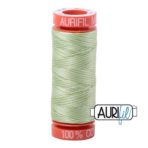 Aurifil 50 200m 3320 Cotton Thread Light Spring Green