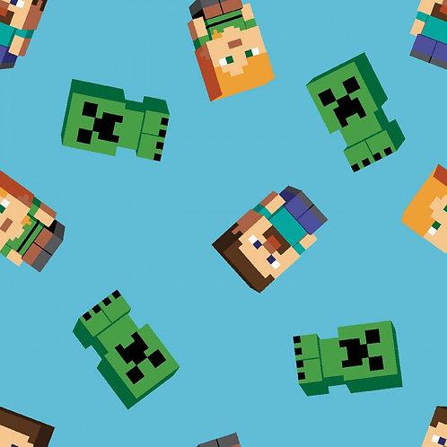 Minecraft Friends Fabric