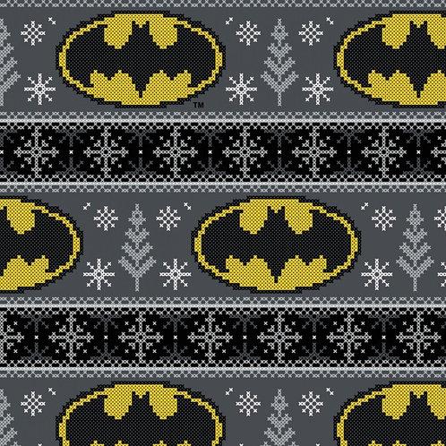 Batman Christmas Fabric