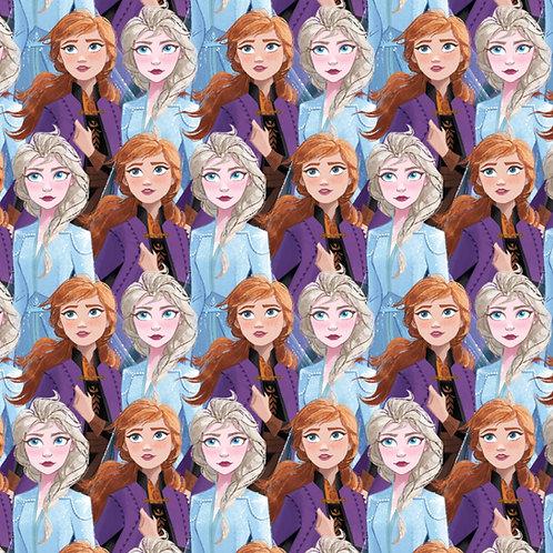 Frozen 2 Sisters Packed Fleece