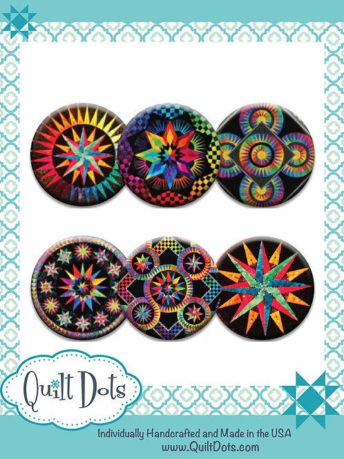 Becolourful Circle of Life 6 Magnet Set