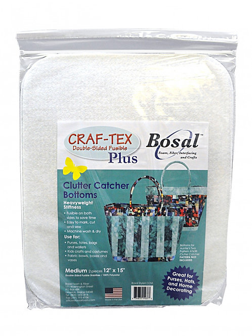 Bosal Craft Clutter Catchers Bottoms x 2 - Medium