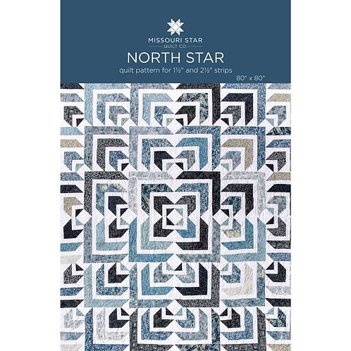 Missouri Star North Star Quilt Pattern